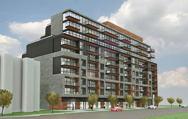 Westmount Boutique Residences at 700 Sheppard Avenue West, Toronto, Ontario. Image 1