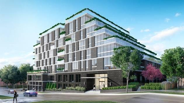 Avenue and Park Condos at 1580 Avenue Road, Toronto, Ontario. Image 2