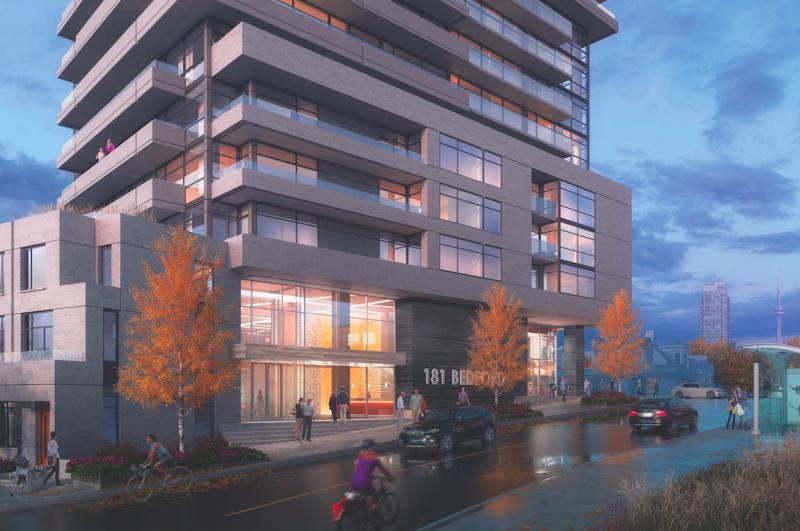 AYC Condos at 181 Bedford Road, Toronto, Ontario. Image 7