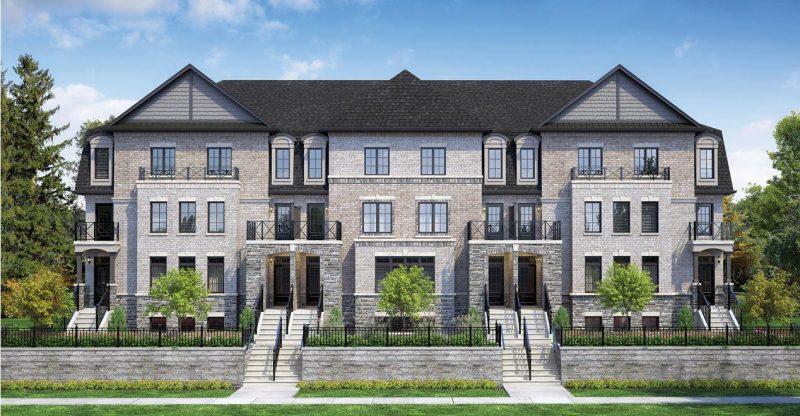Abbeys on the Sixteenth at 465 Ontario Street South, Milton, Ontario. Image 1