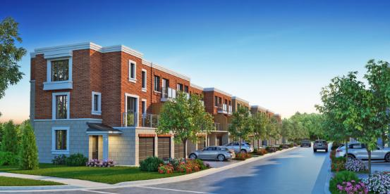 The Residences of 16th Avenue at 16th Avenue and Elizabeth Street, Markham, Ontario. Image 2