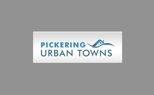 Pickering Urban Towns at Kingston Road and White Road North, Toronto, Ontario. Image 1