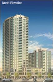 Infinity2 Condominiums at 51 Lower Simcoe Street, Toronto, Ontario. Image 2