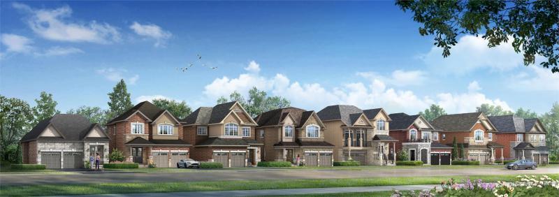 Hello Georgetown at Winston Churchill Boulevard, Brampton, Ontario. Image 2