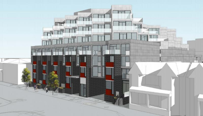 57 Brock Avenue at 57 Brock Avenue, Toronto, Ontario. Image 1