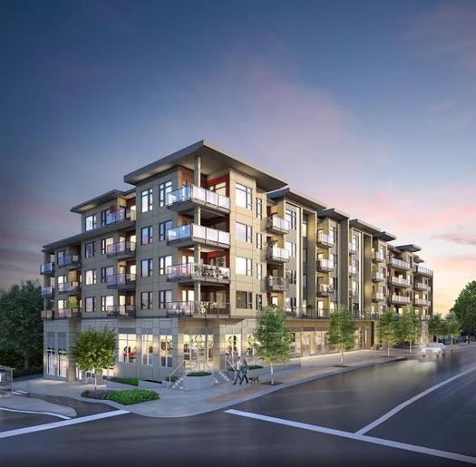 The Dawson at 4460 Dawson Street, Burnaby, British Columbia. Image 1