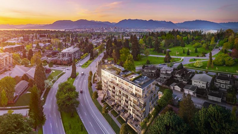 Primrose at Cambie Street and West 33rd Avenue, Vancouver, British Columbia. Image 2