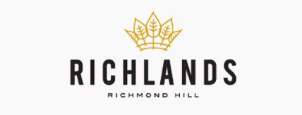 Richlands at Leslie Street and Elgin Mills Road East, Richmond Hill, Ontario. Image 1