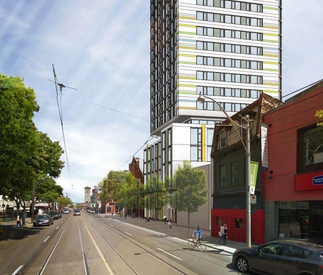 301 Queen Street East at 301 Queen Street East, Toronto, Ontario. Image 1