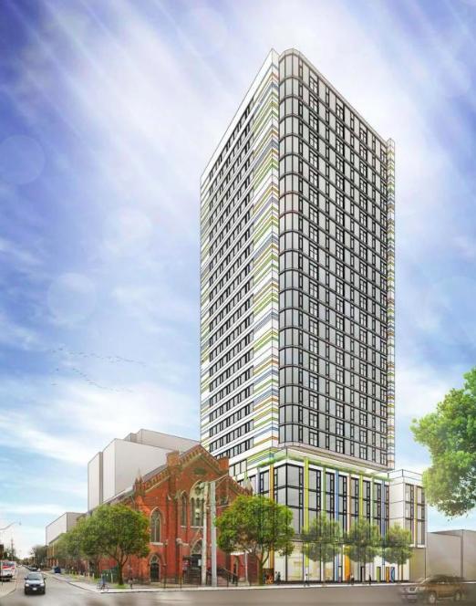 301 Queen Street East at 301 Queen Street East, Toronto, Ontario. Image 2