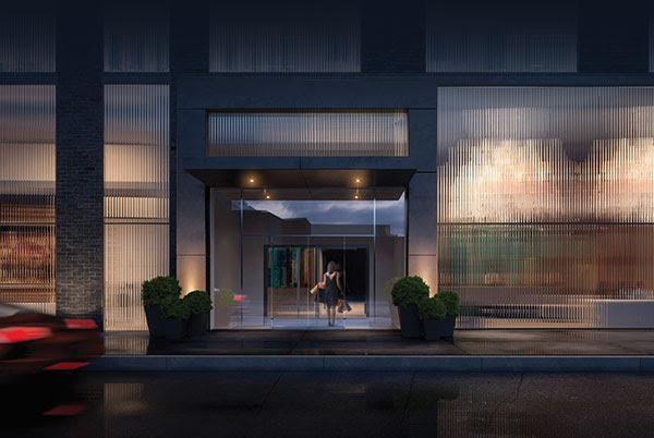 Halo Residences on Yonge at 480 Yonge Street, Toronto, Ontario. Image 1
