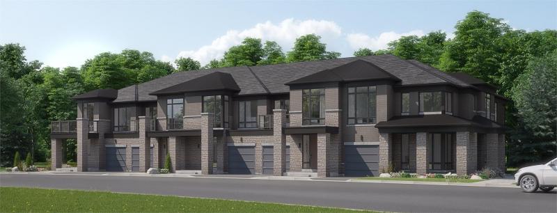 Aurora Glen- Phase III at Leslie Street and Wellington Street East, Aurora, Ontario. Image 1