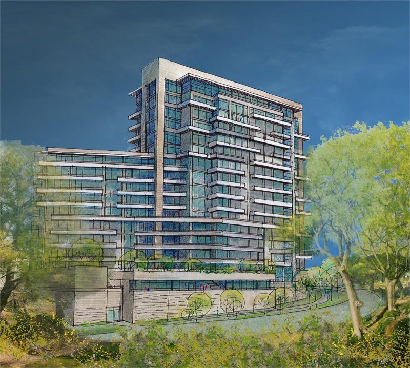 The Humber at 10 Wilby Crescent, Toronto, Ontario. Image 1