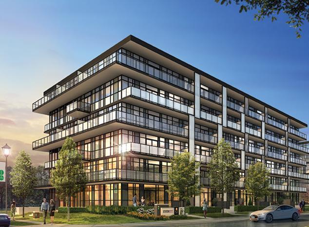 The West Condominiums at Stationwest at 101 Masonry Court, Burlington, Ontario. Image 3