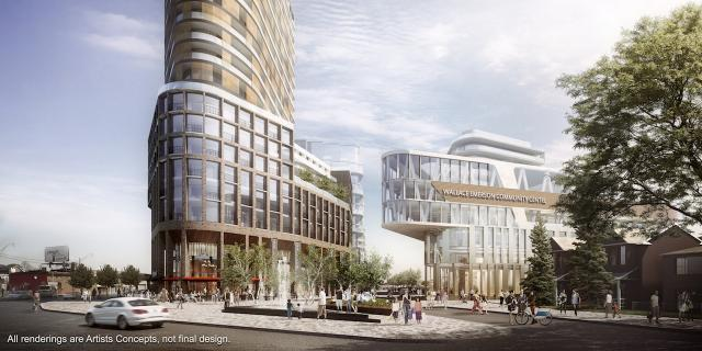 The Galleria Mall Condos at 1245 Dupont Street, Toronto, Ontario. Image 2