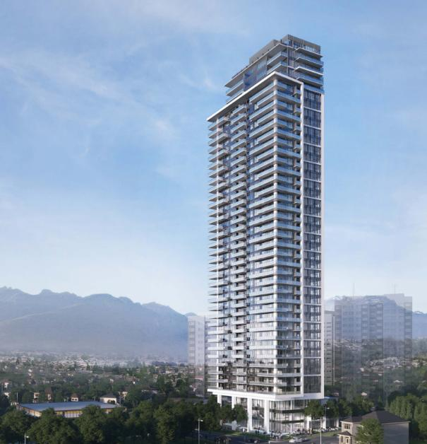 Sussex at 6050 Sussex Avenue, Burnaby, British Columbia. Image 1