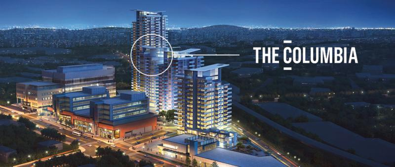 The Columbia at Brewery District at East Columbia Street and Brunette Avenue, New Westminster, British Columbia. Image 2
