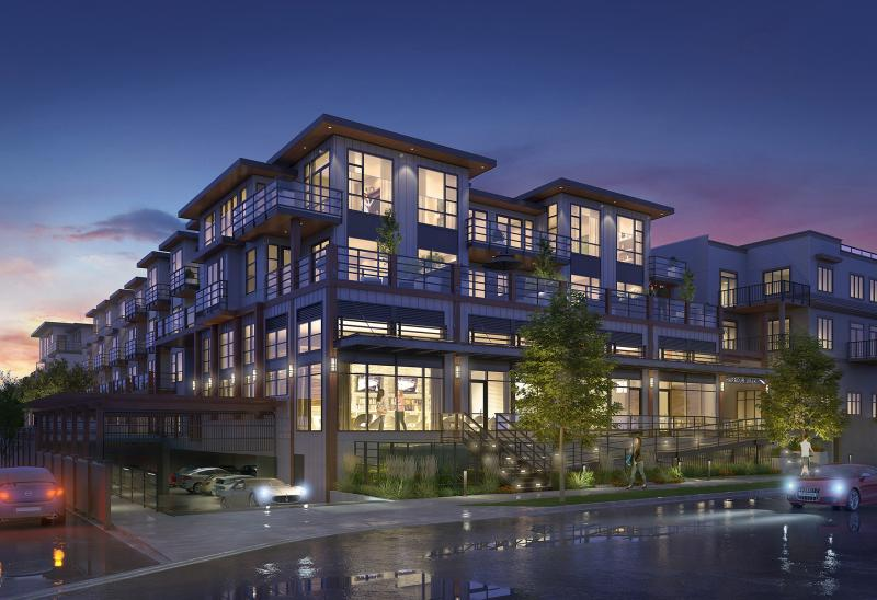Harbour Walk at 13040 Number 2 Road, Richmond, British Columbia. Image 2