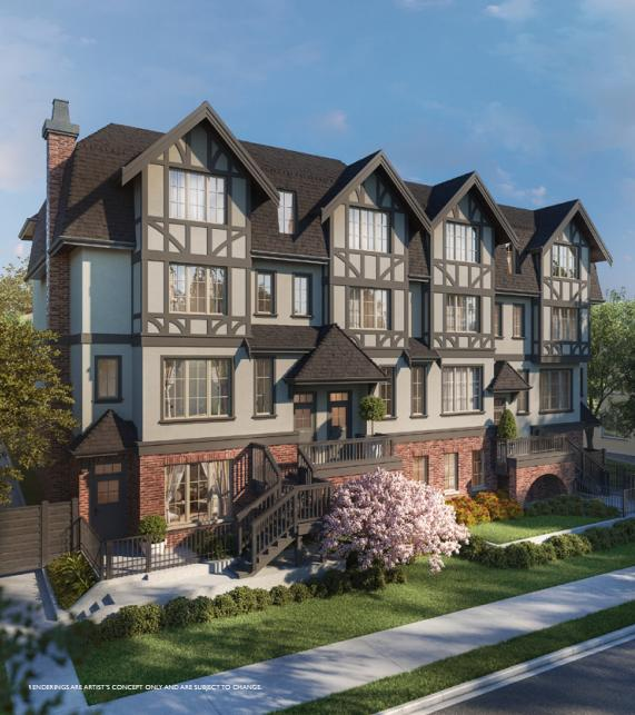 Tudor House at 441 West 63rd Avenue, Vancouver, British Columbia. Image 1