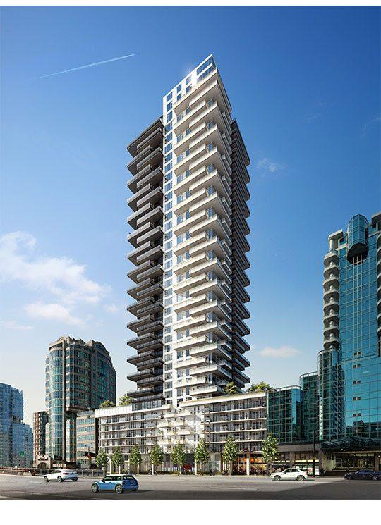 1335 Howe at 1335 Howe Street, Vancouver, British Columbia. Image 1