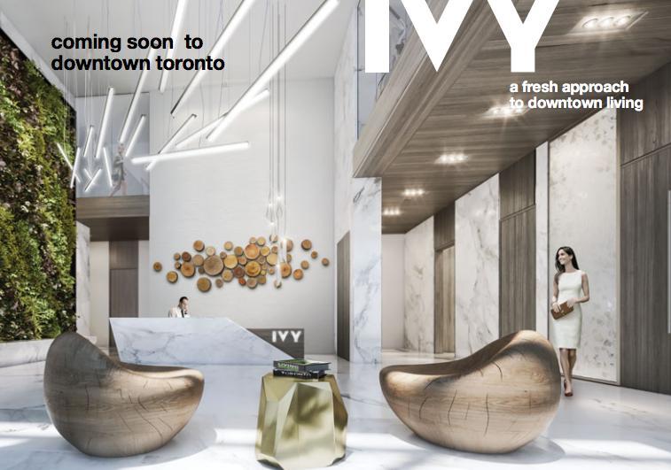 Ivy Condos at 71 Mutual Street, Toronto, Ontario. Image 5