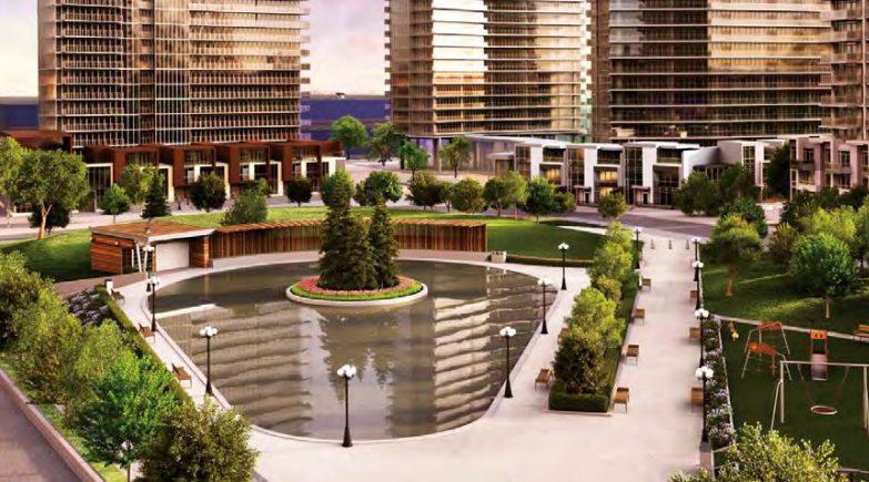 Seasons Condominiums and Villas at McMahon Drive, Toronto, Ontario. Image 4