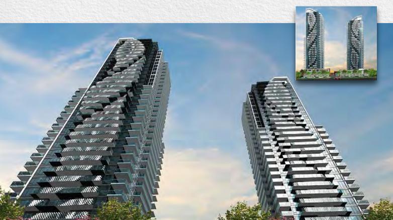 Seasons Condominiums and Villas at McMahon Drive, Toronto, Ontario. Image 8