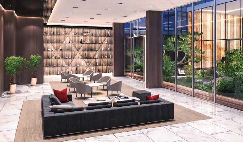 Seasons Condominiums and Villas at McMahon Drive, Toronto, Ontario. Image 9