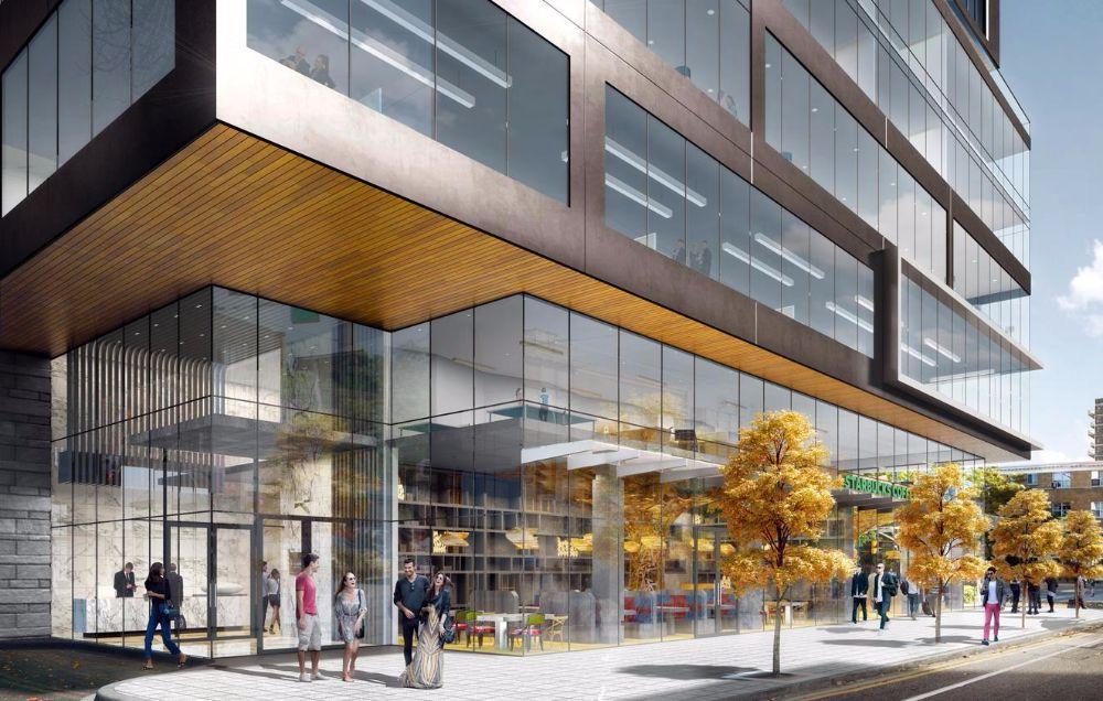 Theory Condos at 203 College Street, Toronto, Ontario. Image 3