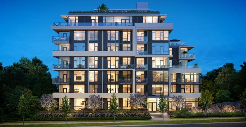 Hawthorne at 4988 Cambie Street, Vancouver, British Columbia. Image 4