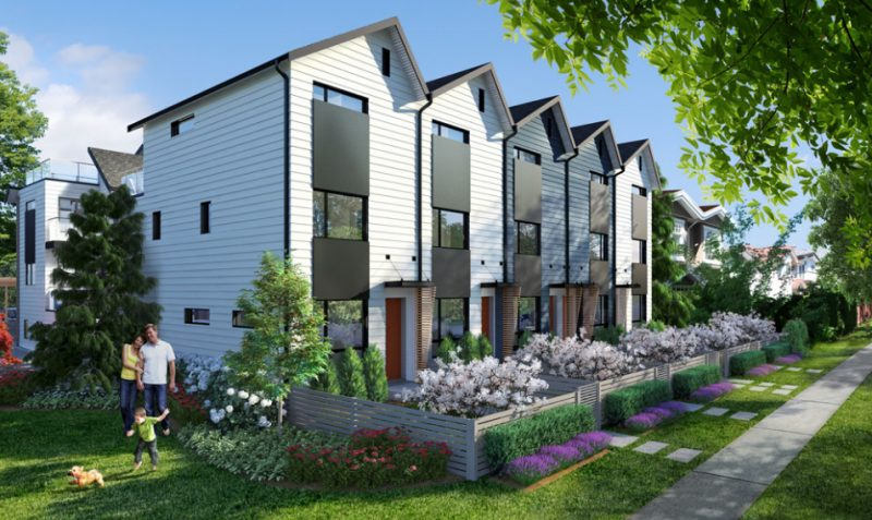Oliver at 505 East 44th Avenue, Vancouver, British Columbia. Image 1