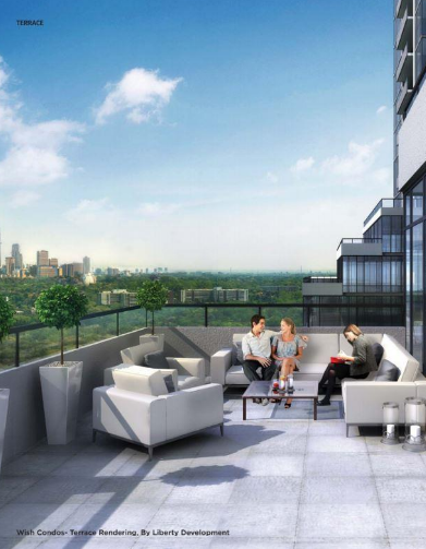 Wish Condos at 3015 Sheppard Avenue East, Toronto, Ontario. Image 3