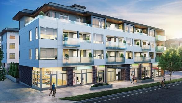 The Five Points at 711 W 14 Street, North Vancouver, British Columbia. Image 1