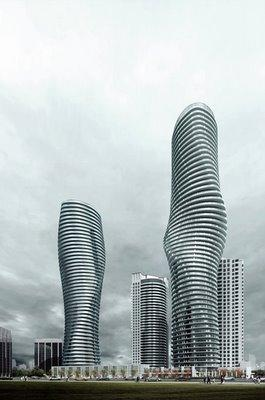absolute Building A at Hurontario St & Burnhamthorpe Rd W, Mississauga, Ontario. Image 8
