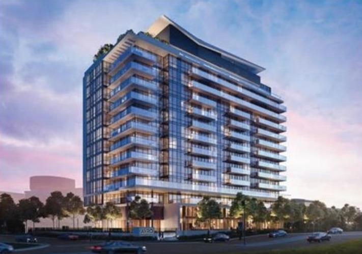 Avro Condominiums at 10 De Boers Drive, Toronto, Ontario. Image 1