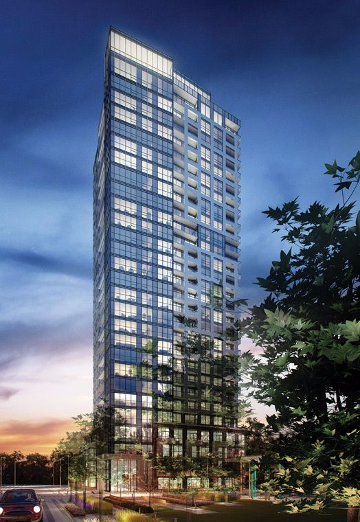 The Kip District- Tower Two at 5365 Dundas St W, Toronto West, Ontario. Image 1