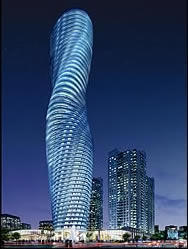 absolute Building D at Hurontario St & Burnhamthorpe Rd W, Mississauga, Ontario. Image 1