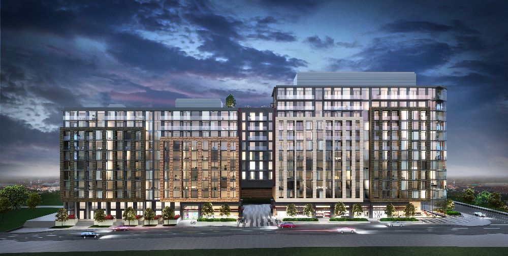 Indigo Condominiums in Maple - Phase 2 (GO.2) at 101 Eagle Rock Way, Vaughan, Ontario. Image 1