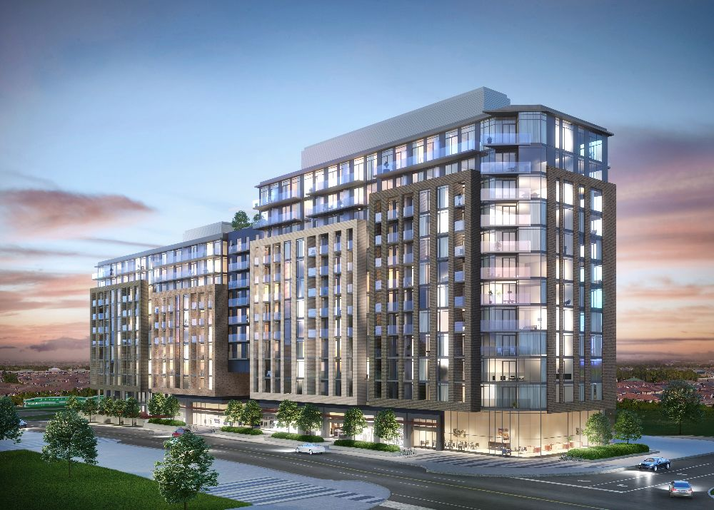 Indigo Condominiums in Maple - Phase 2 (GO.2) at 101 Eagle Rock Way, Vaughan, Ontario. Image 2