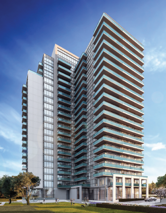 7 on the Park at Lawrence Avenue West and Keele Street, Toronto West, Ontario. Image 2