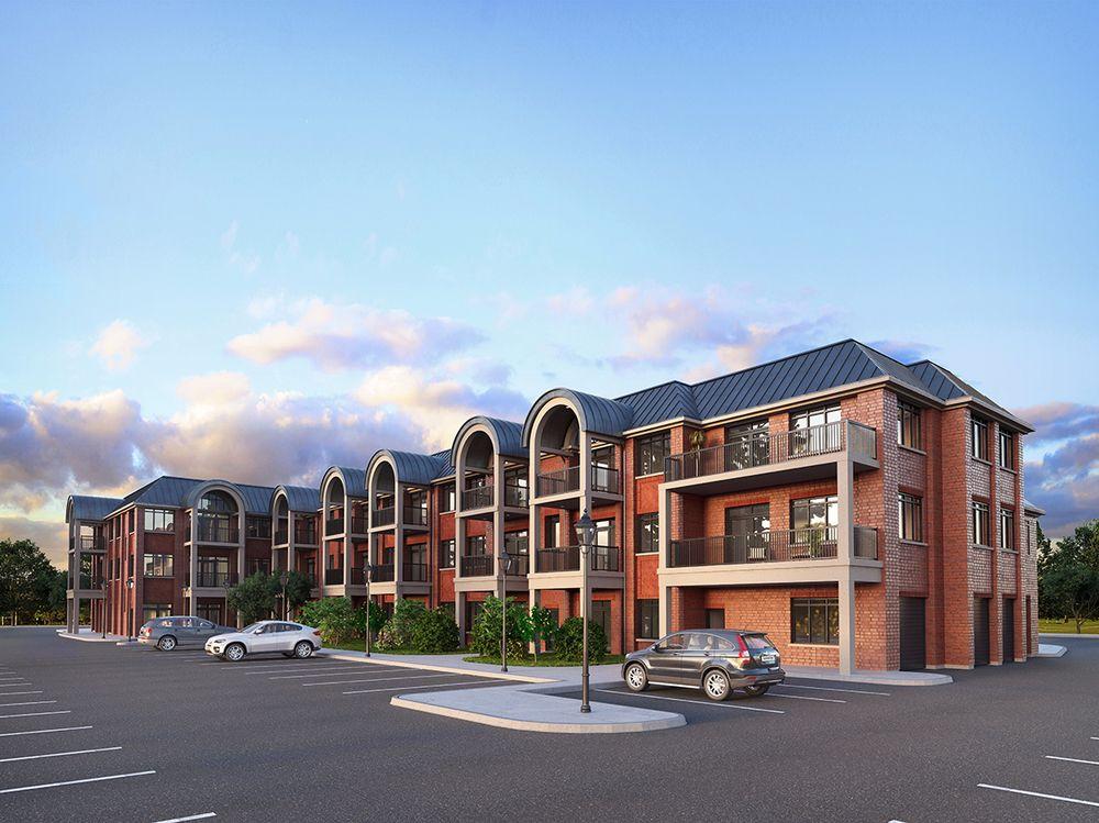 The Manse Condominiums at 2605 Binbrook Rd, Glanbrook, Ontario. Image 2