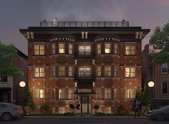 The Pasadena at 27 Bold St, Hamilton West, Ontario. Image 1