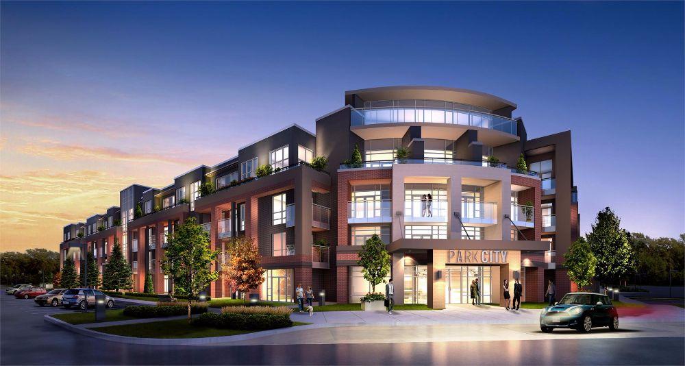 ParkCity Condominiums at 2025 Walkers Line, Burlington, Ontario. Image 2