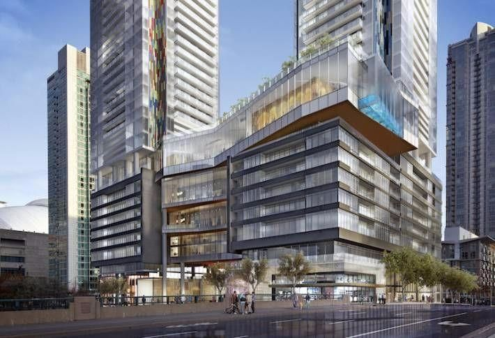 Concord Canada House at 23 Spadina Ave, Toronto Central, Ontario. Image 3