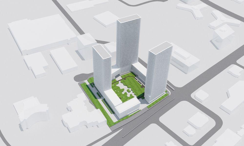 2450 Victoria Park Condos at 2450 Victoria Park Ave, Toronto Central, Ontario. Image 1