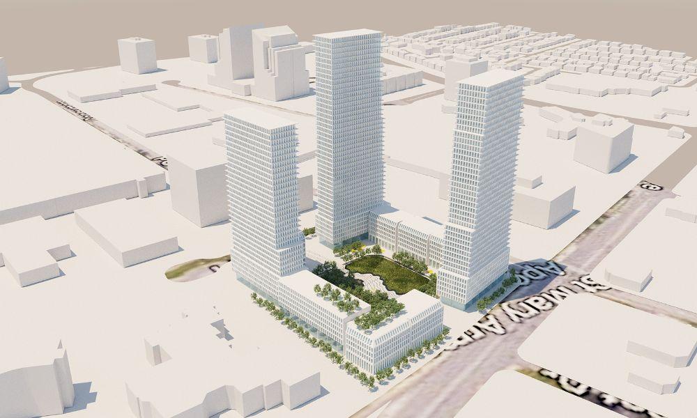 2450 Victoria Park Condos at 2450 Victoria Park Ave, Toronto Central, Ontario. Image 2