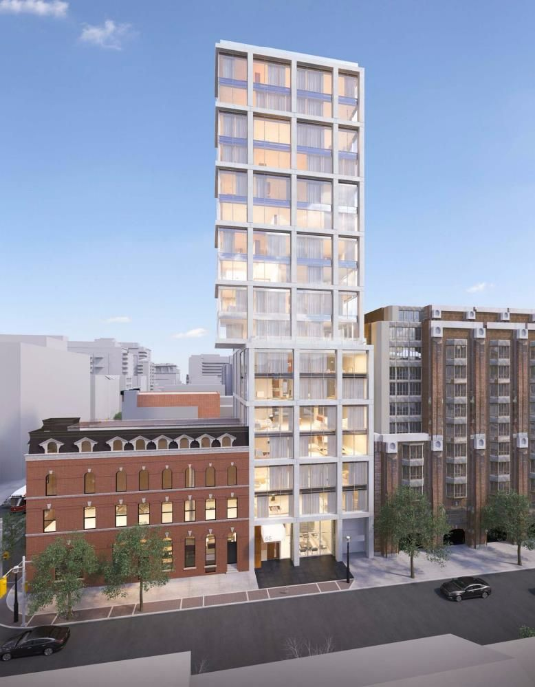 187 King Street East Condos at 187 King St E, Toronto Central, Ontario. Image 2