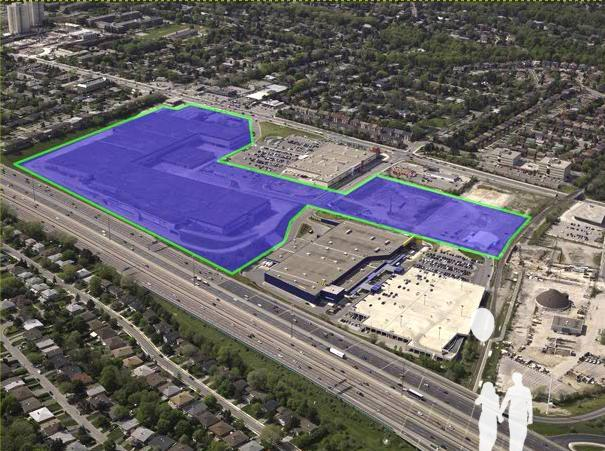 Discovery at Concord Park Place - Building A at Provost Drive and Sheppard Avenue East, Toronto, Ontario. Image 1
