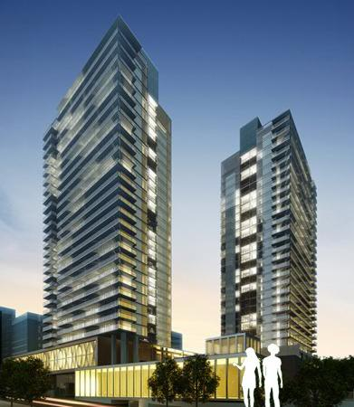 Discovery at Concord Park Place - Building A at Provost Drive and Sheppard Avenue East, Toronto, Ontario. Image 2