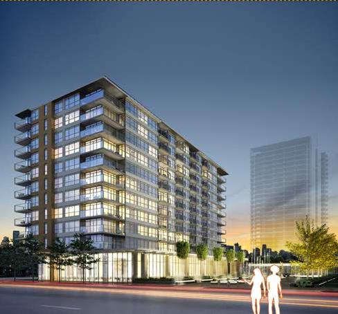 Discovery II - at Concord Park Place  - Building D at Provost Drive and Sheppard Avenue East, Toronto, Ontario. Image 1